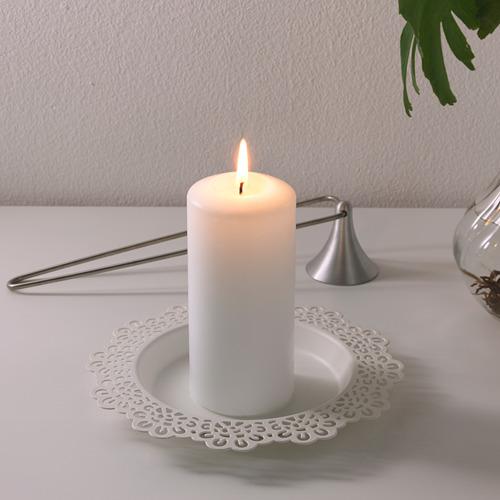 SKURAR plato para velas