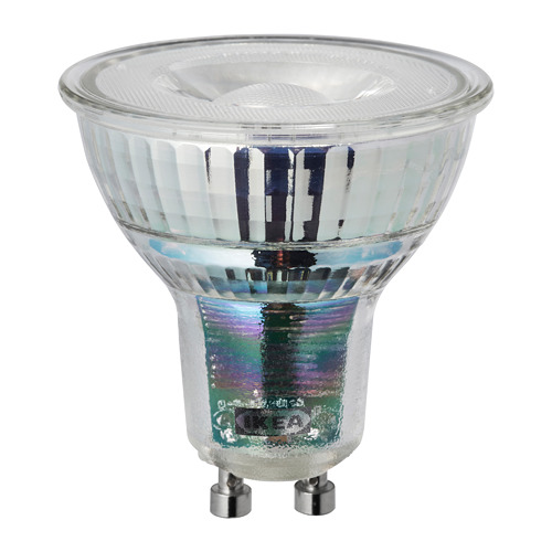LEDARE bombilla LED GU10 380 lúmenes
