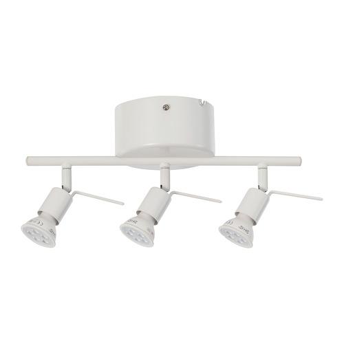 TROSS ceiling track, 3 spotlights