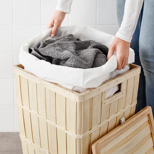 BRANKIS canasta para ropa sucia