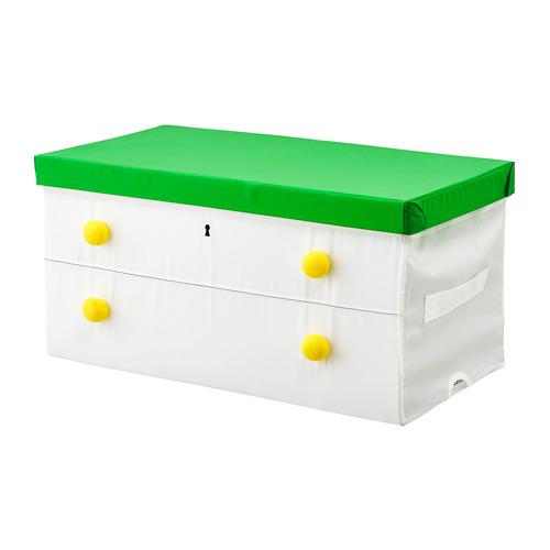 FLYTTBAR caja con tapa