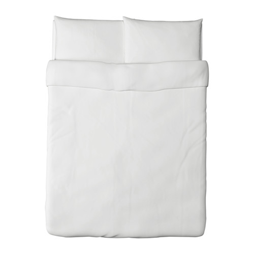 DVALA duvet cover and pillowcase(s) 152 threads
