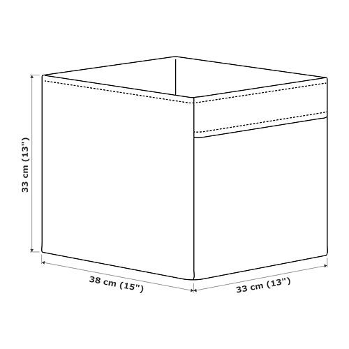 "DRÖNA Caja, 13""x13"""