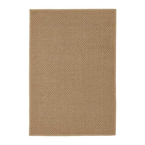 "HELLESTED alfombra, lisa, 4 ' 4 ""x6 ' 5 """