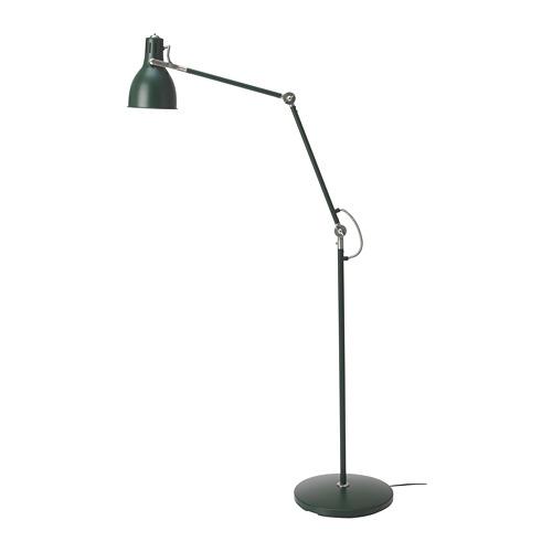 ARÖD lámpara de piso/lectura