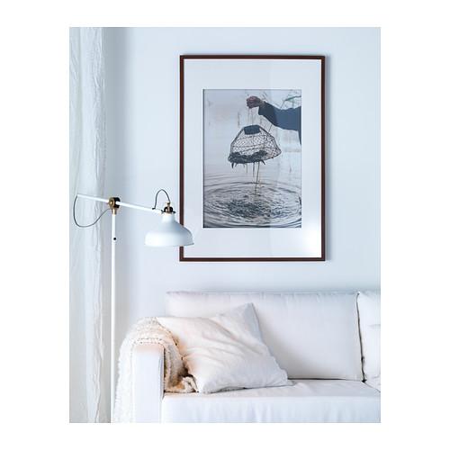 RANARP lámpara de piso/lectura