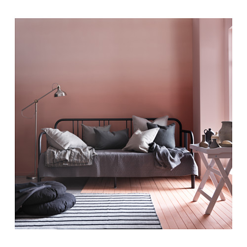 FYRESDAL diván+2 mattresses twin