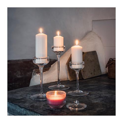 BLOMDOFT vela perfumada en vidrio