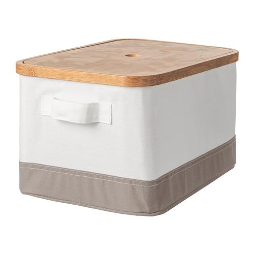 RABBLA caja con tapa