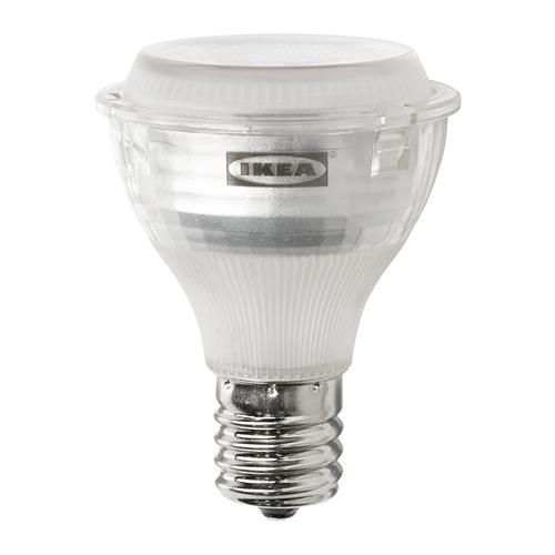 LEDARE bombillo reflec LED E17 R14 400 lúm