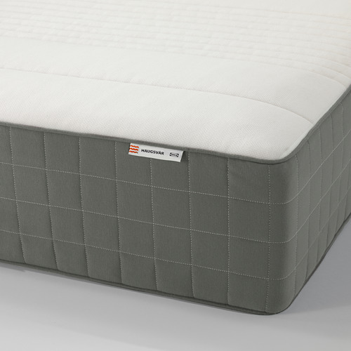 HAUGSVÄR mattress híbrido, queen