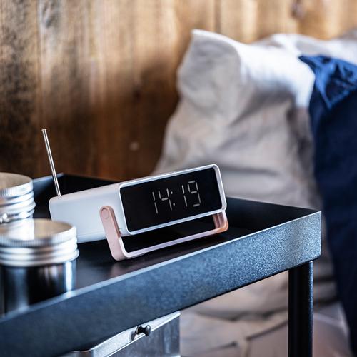 DÅNDIMPEN alarm clock radio/bluetooth speaker
