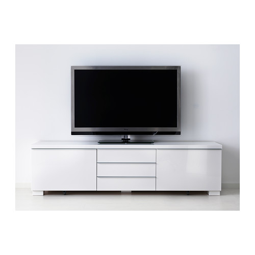BESTÅ BURS banco para TV
