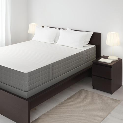 HAUGSVÄR mattress híbrido, queen