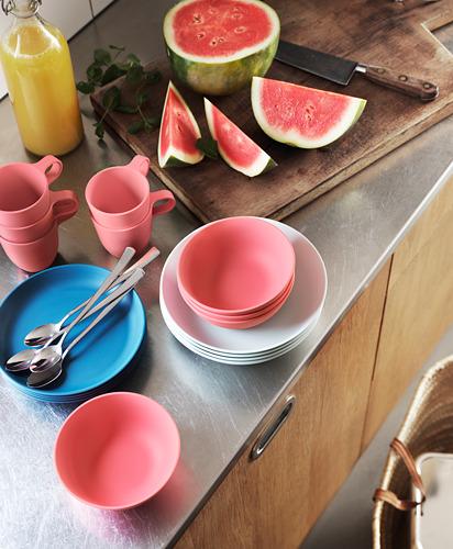 TALRIKA mug, sed of 4 pieces