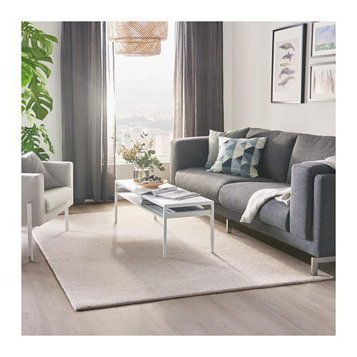 TYVELSE rug, low pile