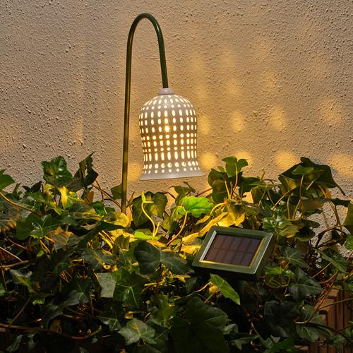 SOLVINDEN iluminación de piso solar LED