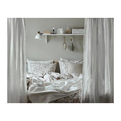 VÅRBRÄCKA duvet cover and pillowcase(s)
