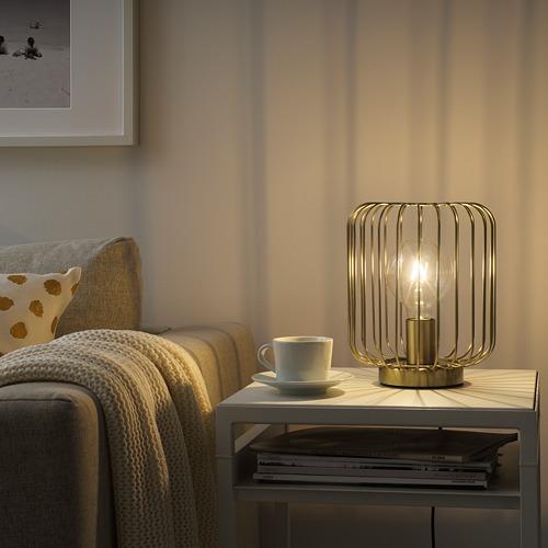 FLAGGSKEPP lámpara de mesa