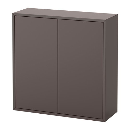 EKET cabinet with 2 doors and 2 shelves