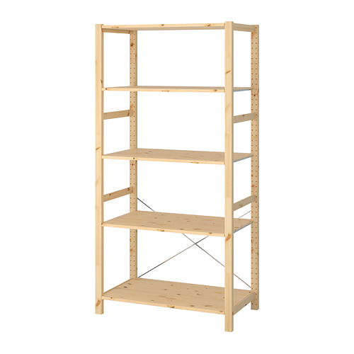 IVAR shelf unit