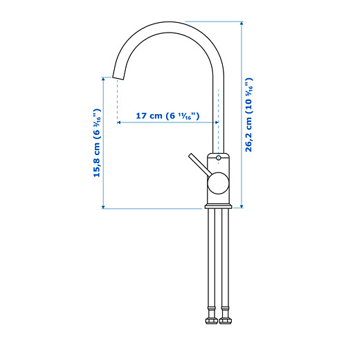 GLYPEN llave para lavamanos