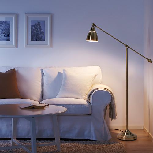 BAROMETER lámpara de piso/lectura