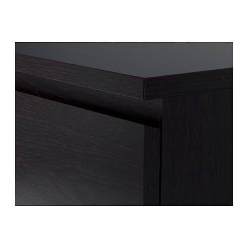 MALM 3-drawer chest