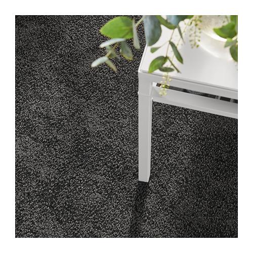 """STOENSE alfombra, pelo corto,  4 ' 4 """"x6 ' 5 """""""