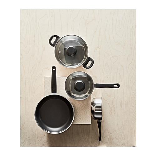 ANNONS 5-piece cookware set