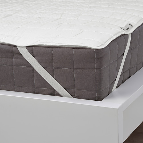 LUDDROS protector de mattress, queen