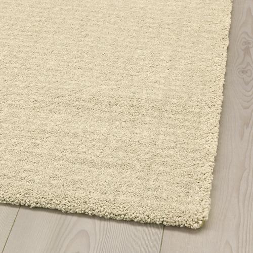 """LANGSTED alfombra, pelo corto, 4' 4""""x 6' 5"""""""
