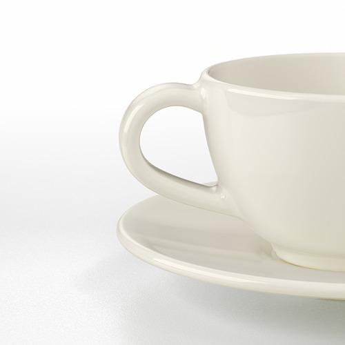 VARDAGEN taza+plato para café