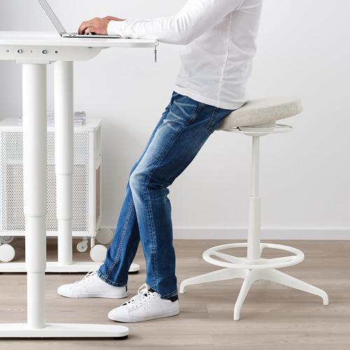 LIDKULLEN soporte sentado/de pie