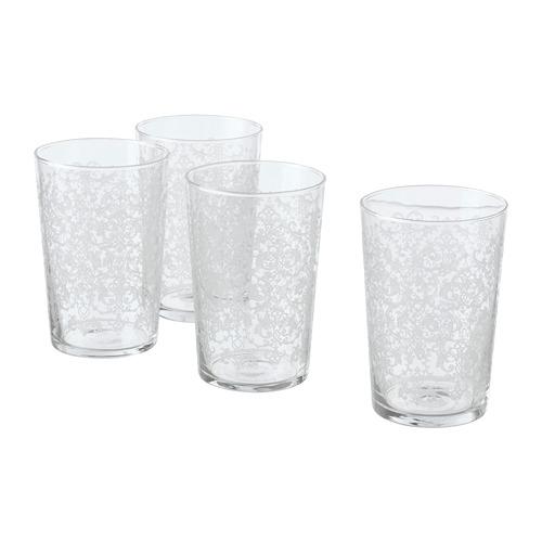 MUSTIGHET vaso