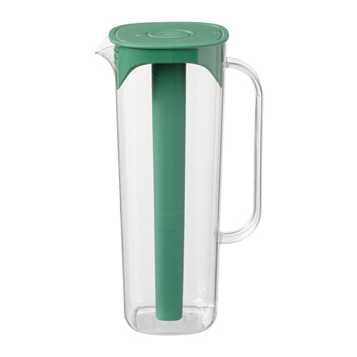 MOPPA pitcher with lid