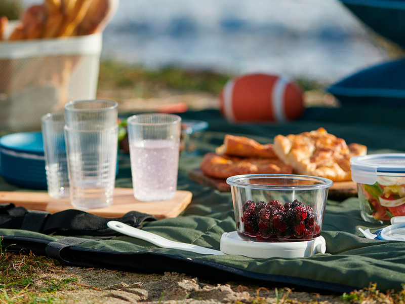 Simple ideas for organizing a picnic away from home