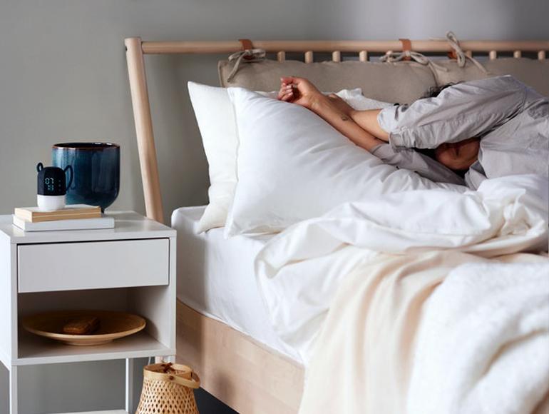 Todo comienza con tu almohada