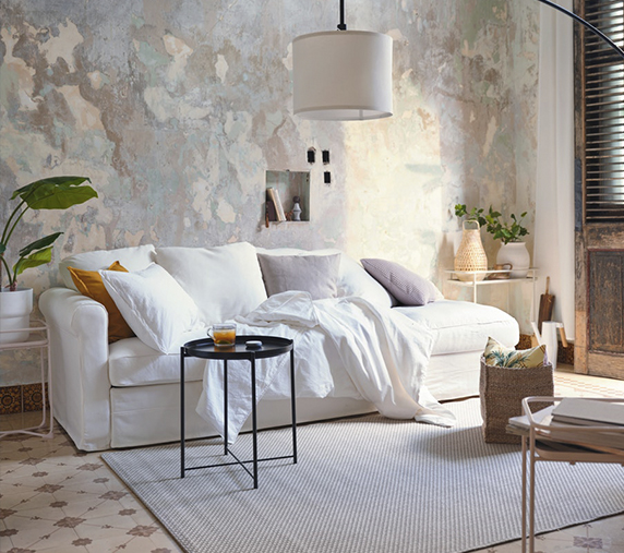 Our TOP sofa series