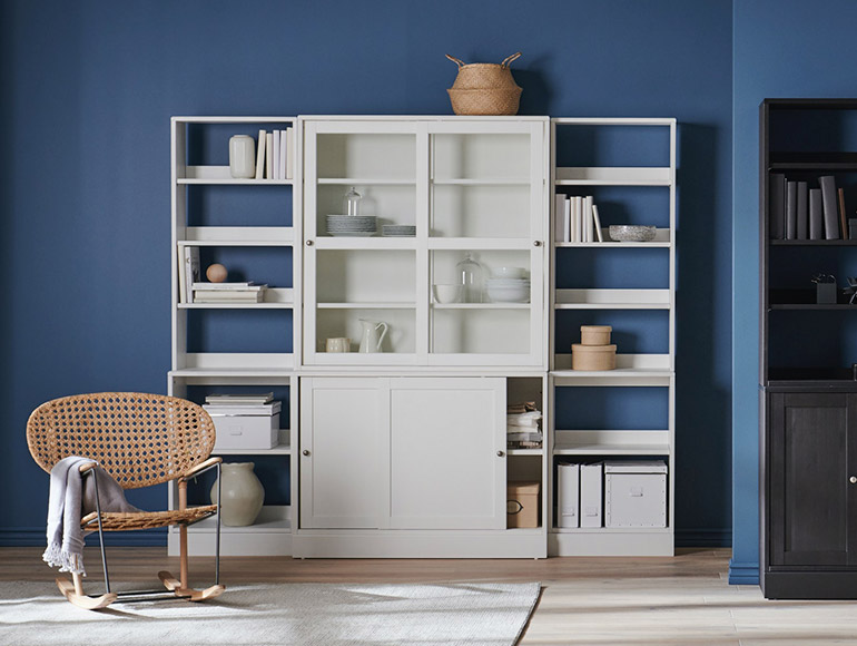 HAVSTA, the storage that adapts to you