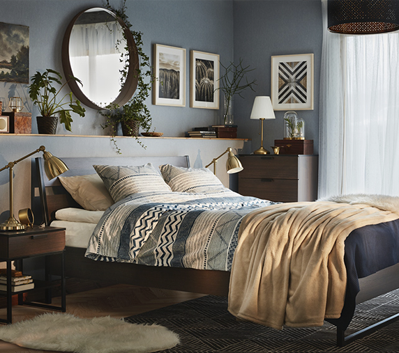 Your complete TRYSIL bedroom for less than $440
