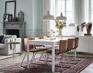 Your dream dining room